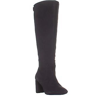 Alfani Women's Schoenen Nessiil Leder Gesloten Toe Mid-Calf Fashion Boots