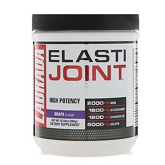 Labrada Nutrition, ElastiJoint, Joint Support Formula, Grape Flavor, 13.54 oz (3
