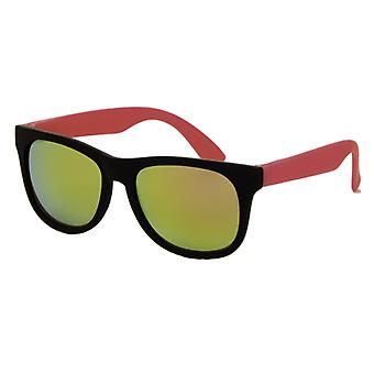 Sunglasses girl girl black / pink