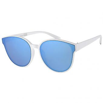 Sunglasses Unisex sport A60774 14.5 cm white/blue
