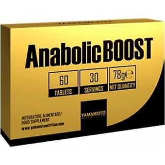 Yamamoto Nutrition Anabolic Boost 60 tablets