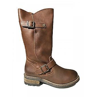 Oak & Hyde Crest Premium Leather Boot (brown)
