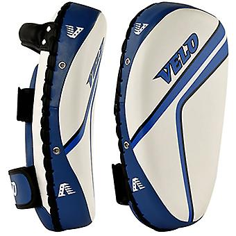 VELO Microfiber Leather Thai Curved Arm Pads V6