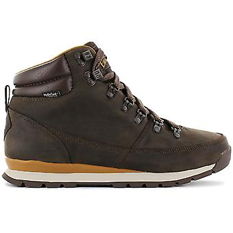THE NORTH FACE Back To Berkeley Redux - Men's Leather Boots Brown NFOOCDL05SH-100 Sneakers Sports Shoes