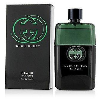 Guilty Black Pour Homme Eau De Toilette Spray 90ml or 3oz
