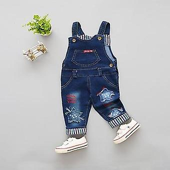 Autumn Cartoon Overall Baby & Pant