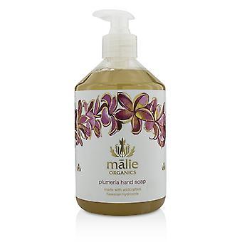 Malie Organics Plumeria Hand Soap 473ml/16oz