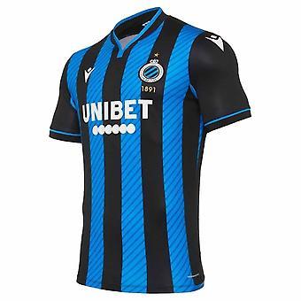 2020-2021 Club Brugge Camiseta de casa