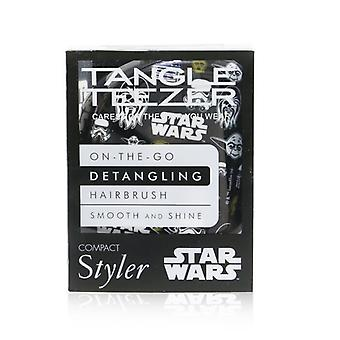 Tangle Teezer Compact Styler On-The-Go Detangling Hair Brush - # Star Wars Multi Character 1pc