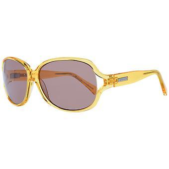 Yellow Women Sunglasses