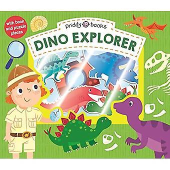 Let'S Pretend Dino Explorer� (Let's Pretend Sets) [Board book]