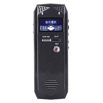 8GB 16GB 32GB Rechargeable Voice Recorder Pen MP3 Player Support TF Card