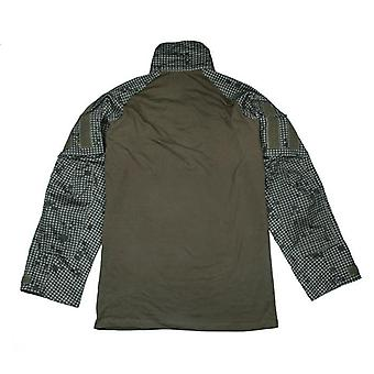 Kampf Shirt Nacht Wüste Camouflage Muster Airsoft
