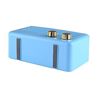 مكبر صوت ستيريو لاسلكي محمول بتقنية Bluetooth V4.2 مع Lanyard وهيئة التصنيع العسكري المدمجة ودعم المكالمات الخالية من اليدين & &بطاقة TF AUX IN &; FM، بلوتوث المسافة: 10M