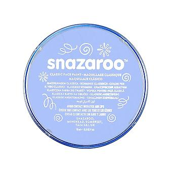 Snazaroo face and body paint, 18 ml - pale blue (individual colour)