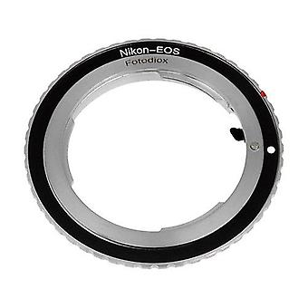 Fotodiox lens mount adapter, nikon lens to canon eos camera adapter, for canon eos 1d,1ds,mark ii, i