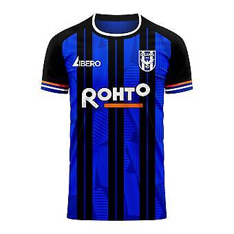 Gamba Osaka 2020-2021 Home Concept Football Kit (Libero)