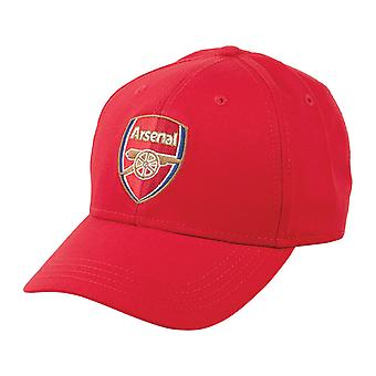 Arsenal FC Core Football Supporter Fan Baseball Cap Sombrero Rojo
