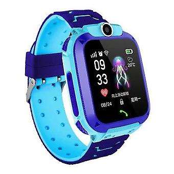 Children's Smart Watch Kids Phone Watch Watch Smartwatch مع صورة بطاقة Sim
