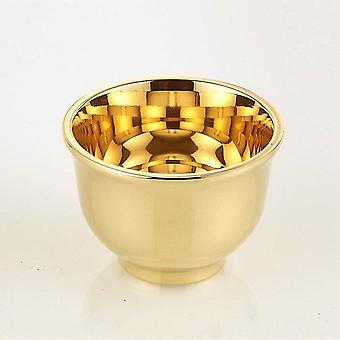 Brass Whiskey Cup