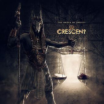 Crescent - The Order of Amenti [CD] USA import