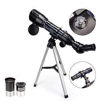 Télescope gazeroptics enfants, télescopes portatifs pour enfants et débutants, astronome de portée de voyage 360/50mm