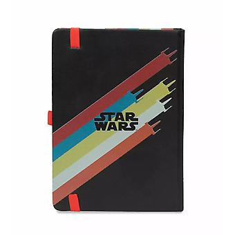 Star Wars Nostalgia A5 Notebook