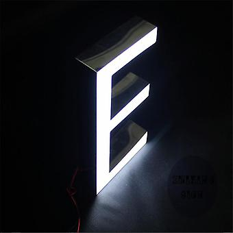 Outdoor Brightest Led Resin Letter Lights Sign For Illuminated Letters