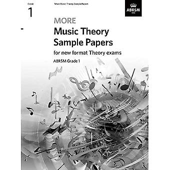 More Music Theory Sample Papers Grade 1