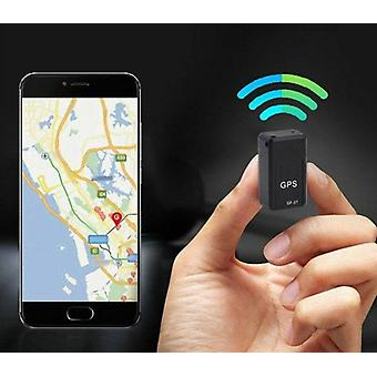מכשיר מעקב GPS - מאתר מעקב בזמן אמת, צג שלט רחוק (שחור)