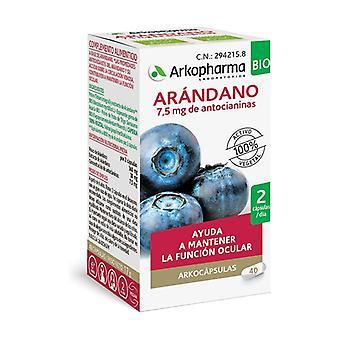 ARKOCAPS Blueberry Bio 40 capsules