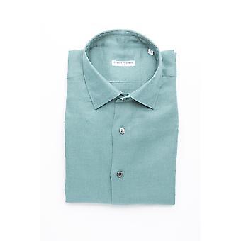 Robert Friedman mäns gröna skjorta