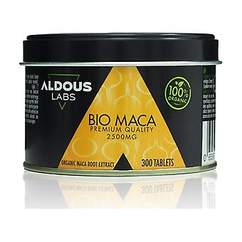 Premium Organic Andean Maca Extract 300 tablets
