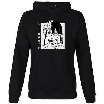 My Hero Academia Women's Hoodied Sweatshirt