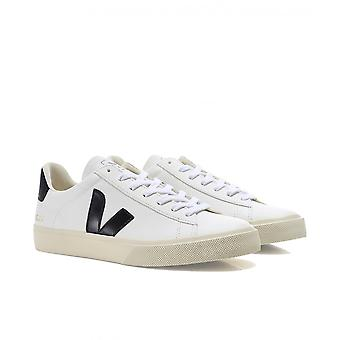 Veja Men's ChromeFree Leather Campo Trainers