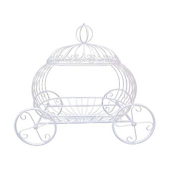 Newborn Photography Props, Furniture Iron Pumpkin Car, Bed, Baby Shower, Photo