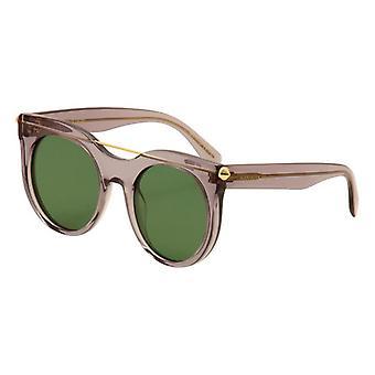 Damen' Sonnenbrille Alexander McQueen AM0001S-002 ( 52 mm) (Grün)