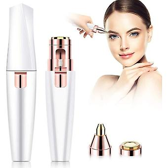 Rechargeable Eyebrow Trimmer Facial Hair Remover