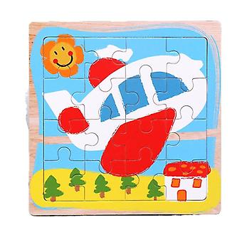 Puzzles Spielzeug Kinder intellektuelle Bildung Puzzle Geschenk pt108