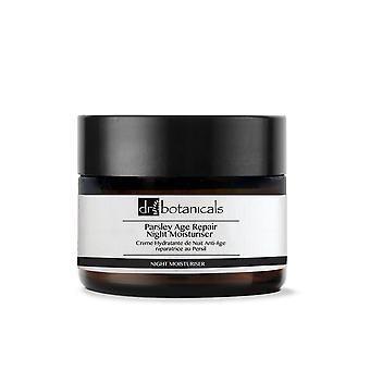 Parsley age repair night moisturiser