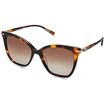 MaxMara MM Shine III Sunglasses, DKHAVANA, 53 Womens
