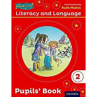 Read Write Inc. Literacy amp Language Year 2 Pupils Book by Ruth Miskin & Janey Pursgrove & Charlotte Raby
