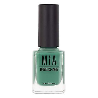 Nagellack Mia Cosmetics Paris jade (11 ml)