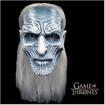 Game of Thrones Maschera Walker Bianco