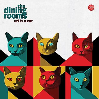 The Dining Rooms - Art Is A Cat Vinyl