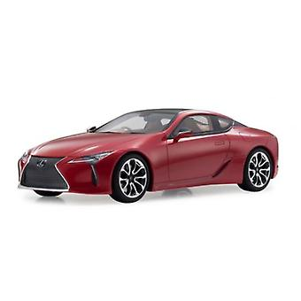 Lexus LC500 Red S Package 1:18 Scale Kyosho KSR18024R