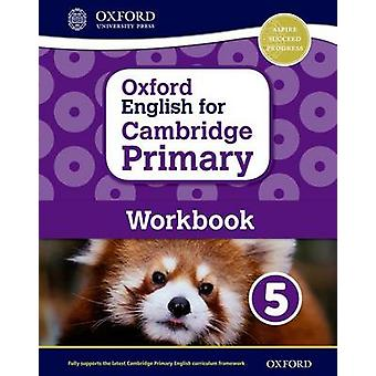 Oxford English for Cambridge Primary Workbook 5