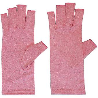 Arthritis Gloves With Grips For Men Fingerless Compression