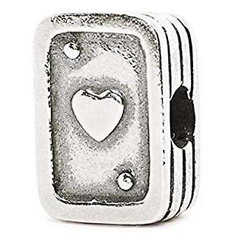 ترولبرز حبة فضية الآس من قلوب tagbe-50017