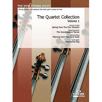 The Quartet Collection, Volume 1